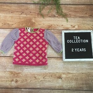 Tea Collection Grande Arabesque Sweater 2T